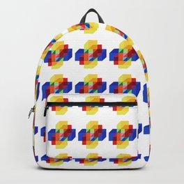 hypercube prism  Backpack