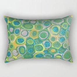 Dotty Glitter Rectangular Pillow