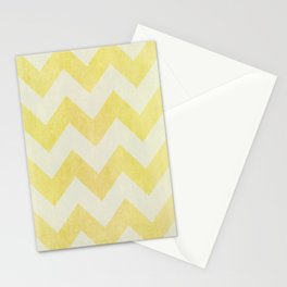 Sun-Kissed Chevron Stationery Cards