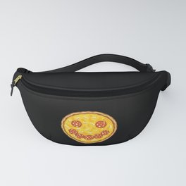 SMILE PIZZA Fanny Pack