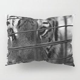 Caged Rage Pillow Sham