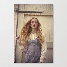 Aimee Canvas Print