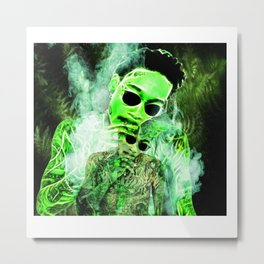 Taylor Gang-Gone  Metal Print