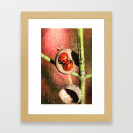 Room for Two Framed Art Print