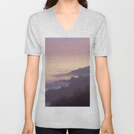 Winter Mist Unisex V-Neck