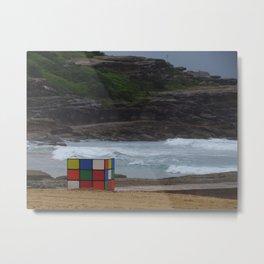 Lost Puzzle II Metal Print