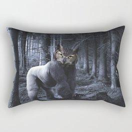 Gorillowl Rectangular Pillow