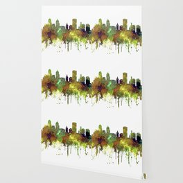 Buffalo, New York Skyline - SG Safari Buff Wallpaper