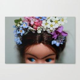 Frida I Canvas Print