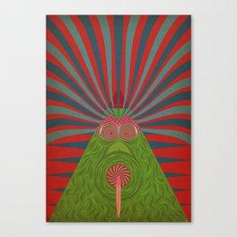 Phanatical Canvas Print