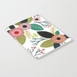 Cute Flowers Notebook