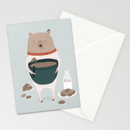 Maxwell's Midnight Snack Stationery Cards