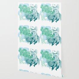 Fishy Dancers Wallpaper