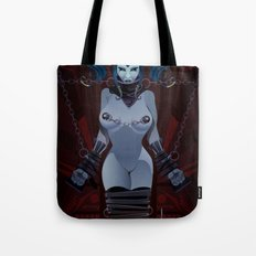 DEVIOUSLY FETTERED Tote Bag