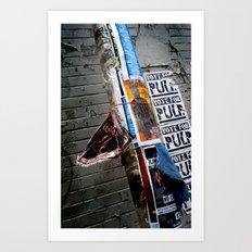 Urban Beat Art Print