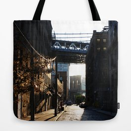 Front Street Tote Bag