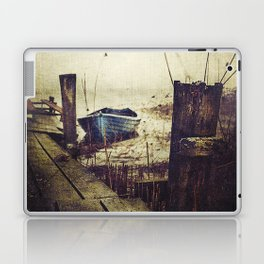 Rugged fisherman Laptop & iPad Skin