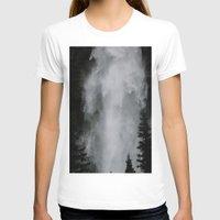 wonderland T-shirts featuring Wonderland by GretchenAnn