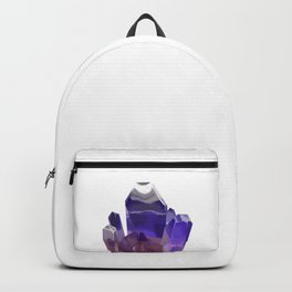 Blue crystals Backpack