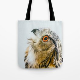 Eurasian Eagle Owl Tote Bag