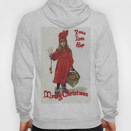 Peace, Love and Hope at Christmas Hoody