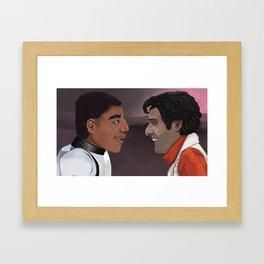 Stormpilot Framed Art Print