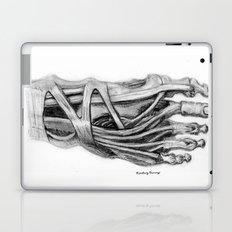 Foot Laptop & iPad Skin