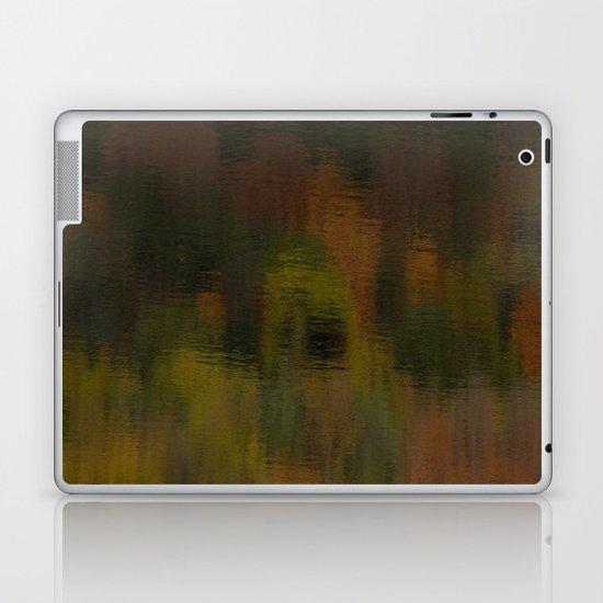 Reflecting Autumn Laptop & iPad Skin