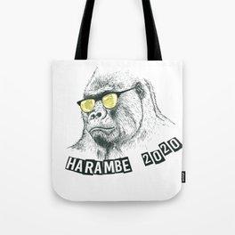 Harambe 202 Tote Bag