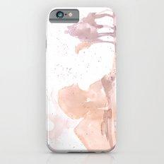 Watercolor landscape illustration_Egypt iPhone 6s Slim Case