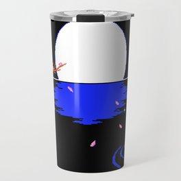 Teardrops Travel Mug