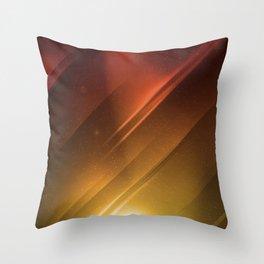Spring Equinox 2011 Throw Pillow