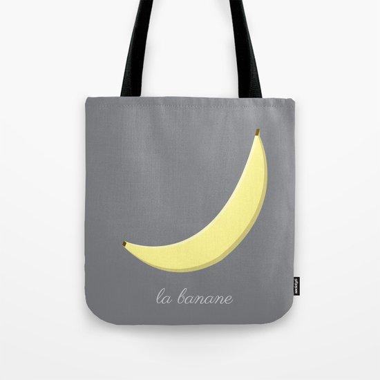 La Banane Tote Bag