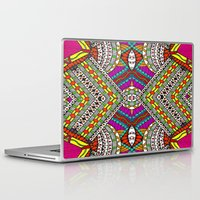 gypsy Laptop & iPad Skins featuring Gypsy by Kimberly McGuiness
