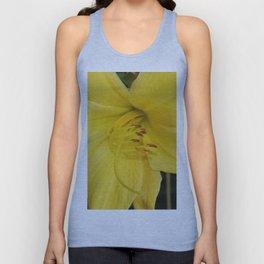 Yellow Daffodil Unisex Tank Top