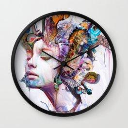 Echo Dissolve Wall Clock