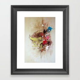 re lie able Framed Art Print