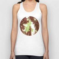 sublime Tank Tops featuring The Glimpse Sublime by Prids