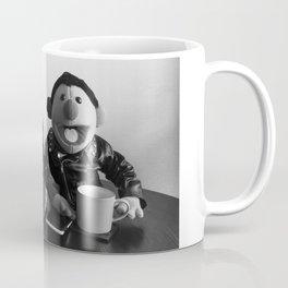 Modern Puppet Gothic Coffee Mug