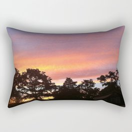 Sunset Rectangular Pillow