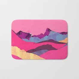 Candy Mountain Bath Mat