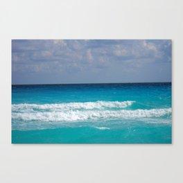 Ocean Waves - M Canvas Print