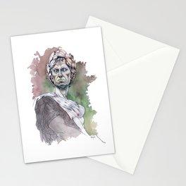 Alea iacta est Stationery Cards