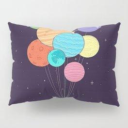 Space Gift Pillow Sham
