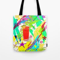 cocktail Tote Bags featuring Cocktail by LoRo  Art & Pictures