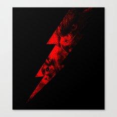 Lightning Chase Canvas Print