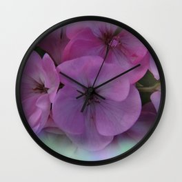 the beauty of a summerday -80- Wall Clock