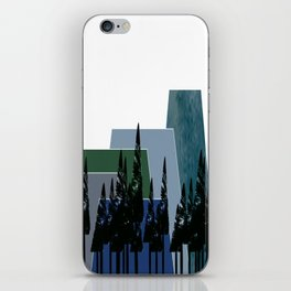 High Mountains iPhone Skin