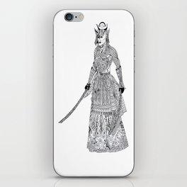 The Last Samurai iPhone Skin
