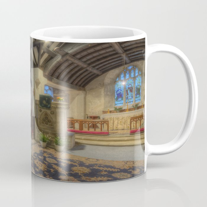Church at Twilight Coffee Mug